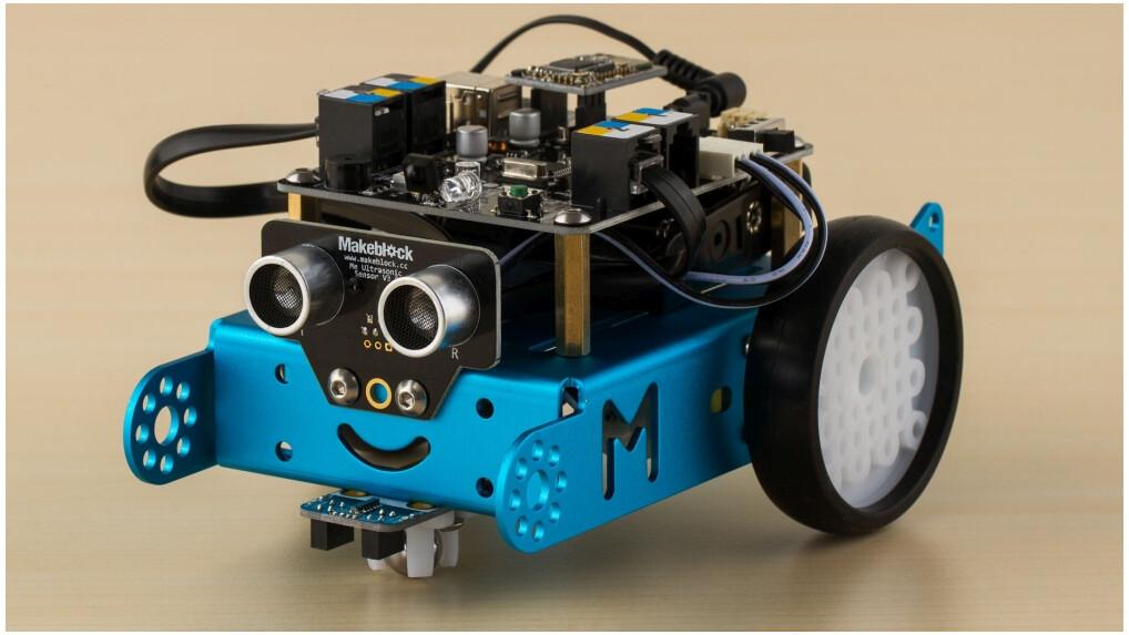 Mbot im test roboter als lernumgebung für