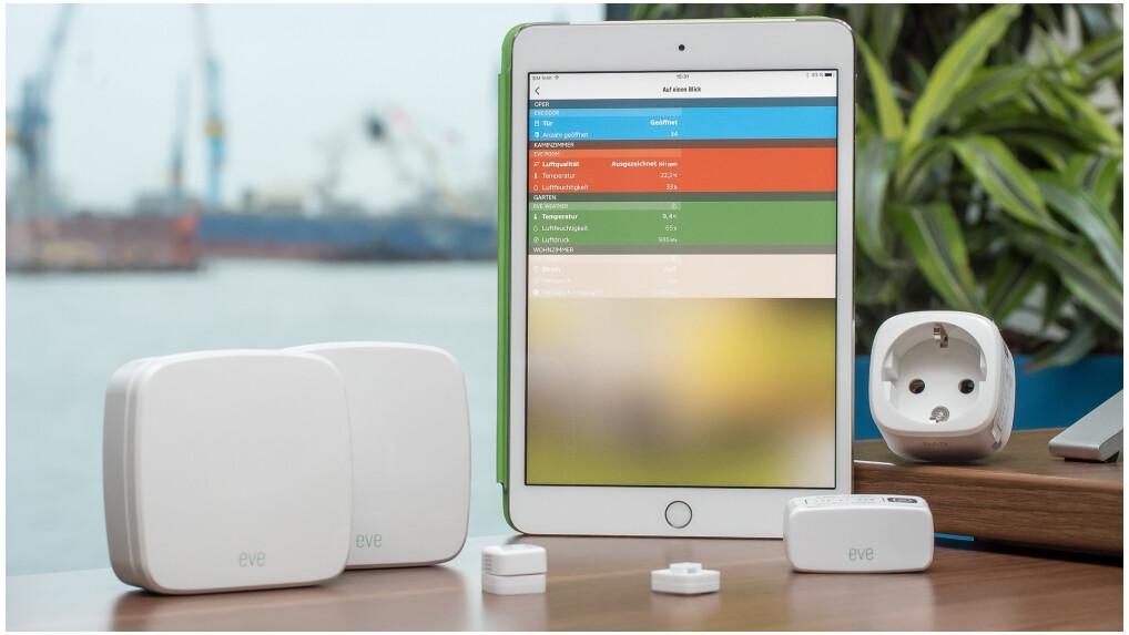 elgato eve im test smart home light mit apple homekit netzwelt. Black Bedroom Furniture Sets. Home Design Ideas