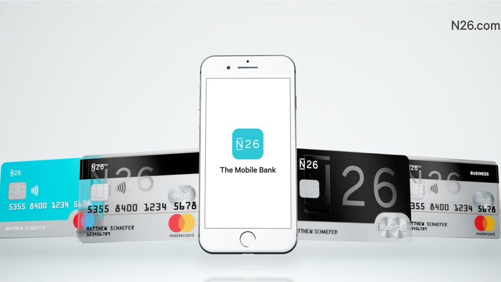N26 Bank Test