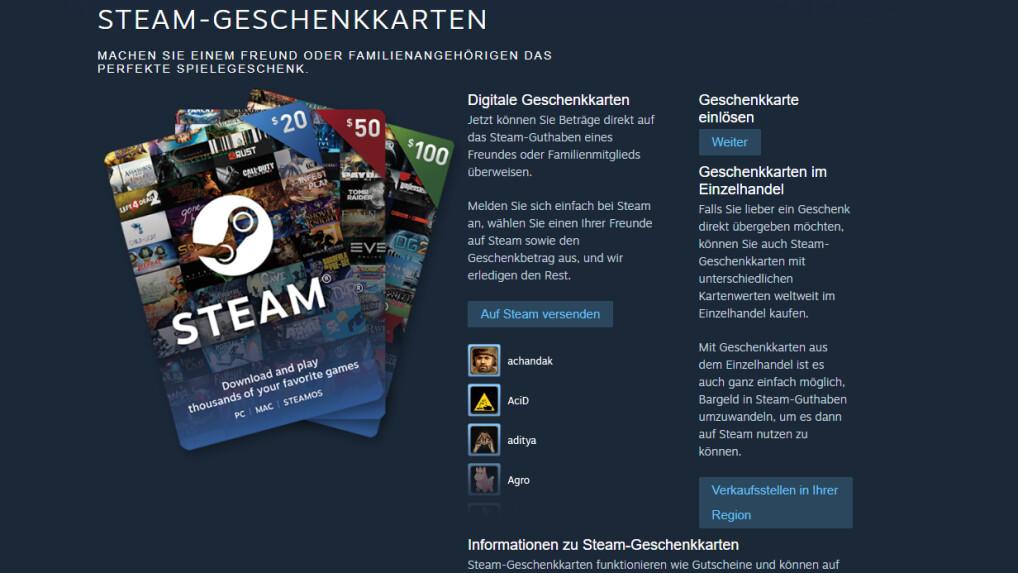Steam Guthaben In Echtgeld Umwandeln