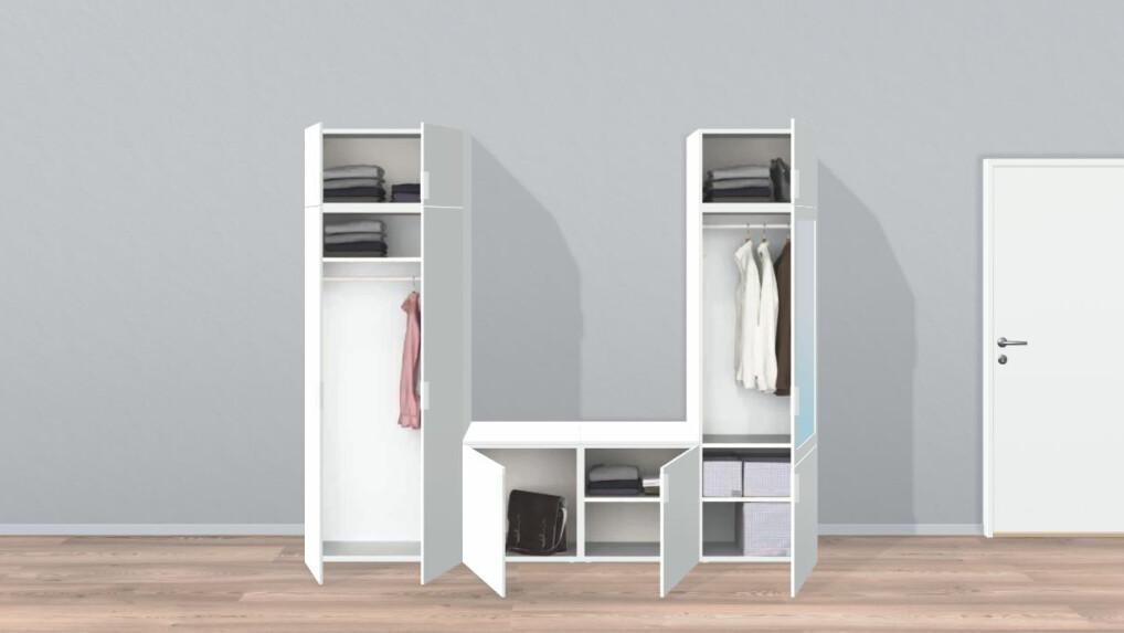 IKEA-Planer: So plant ihr euren Platsa-Schrank - NETZWELT