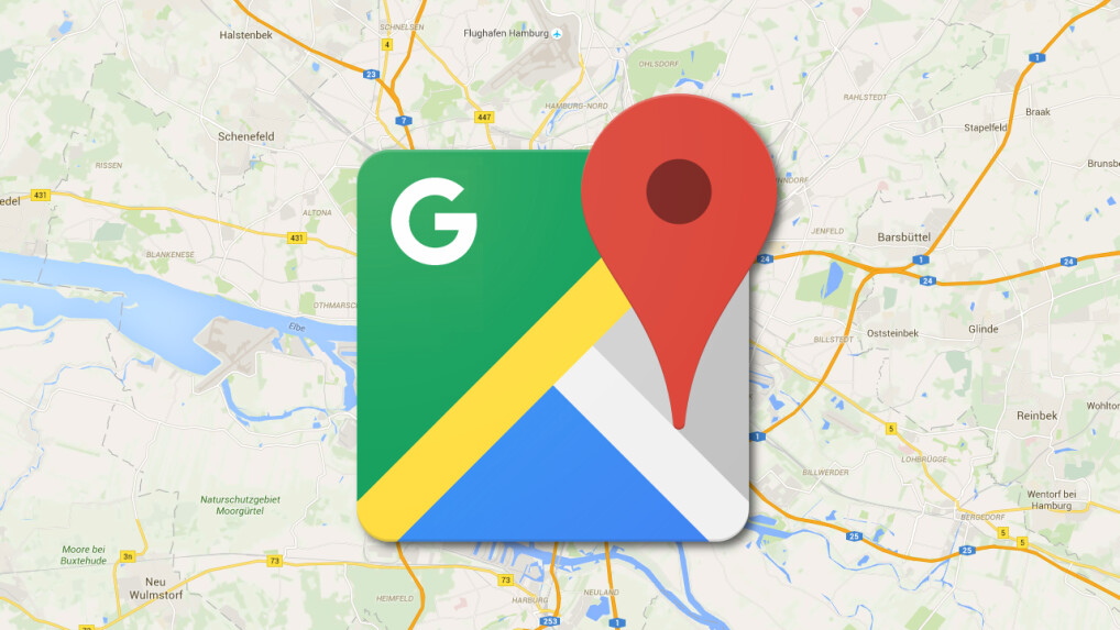 on qgoogle maps