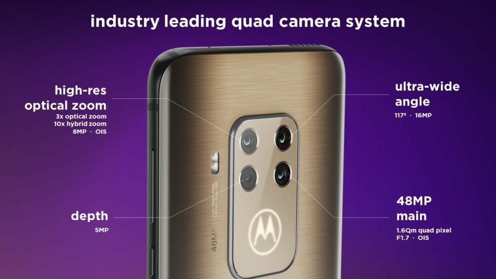 Motorola One Zoom im Kurztest: 400-Euro-Smartphone mit Quad-Kamera