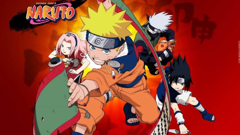 Alle Naruto Staffeln