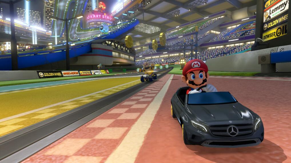 Mario Kart 8 Deluxe Im Test Portabler Multi Mario Player Netzwelt