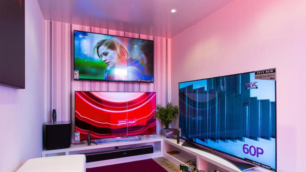 Tv Ratgeber Der Optimale Sitzabstand Für 4k Und Hd Fernseher