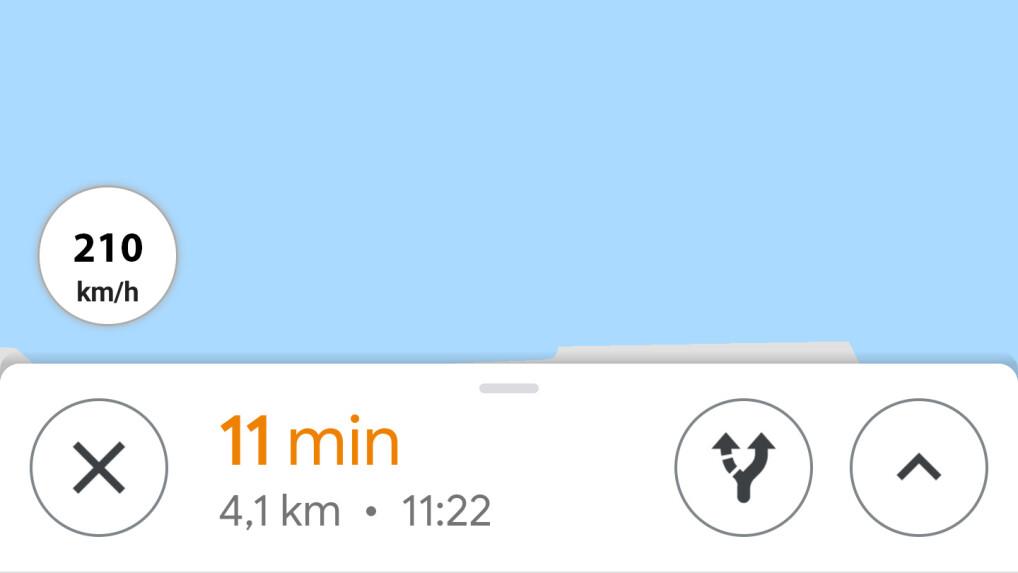 Tempo-Anzeige bei Google Maps ein und ausblenden: So klappt's ... on