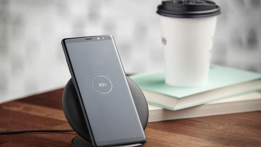 Smartphone Drahtlos Laden
