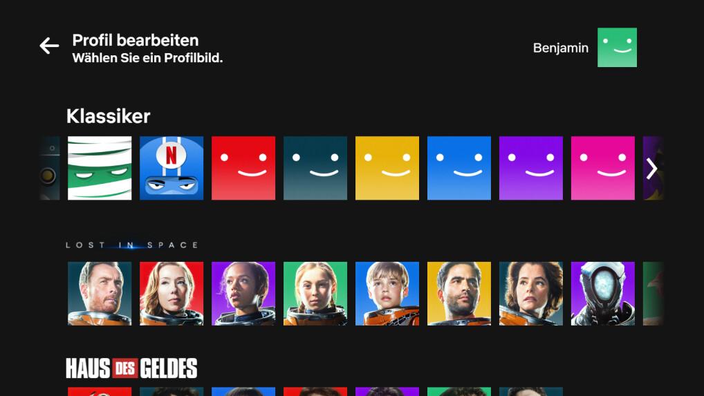 Netflix So ändert Ihr Euer Profilbild In Euren Lieblings