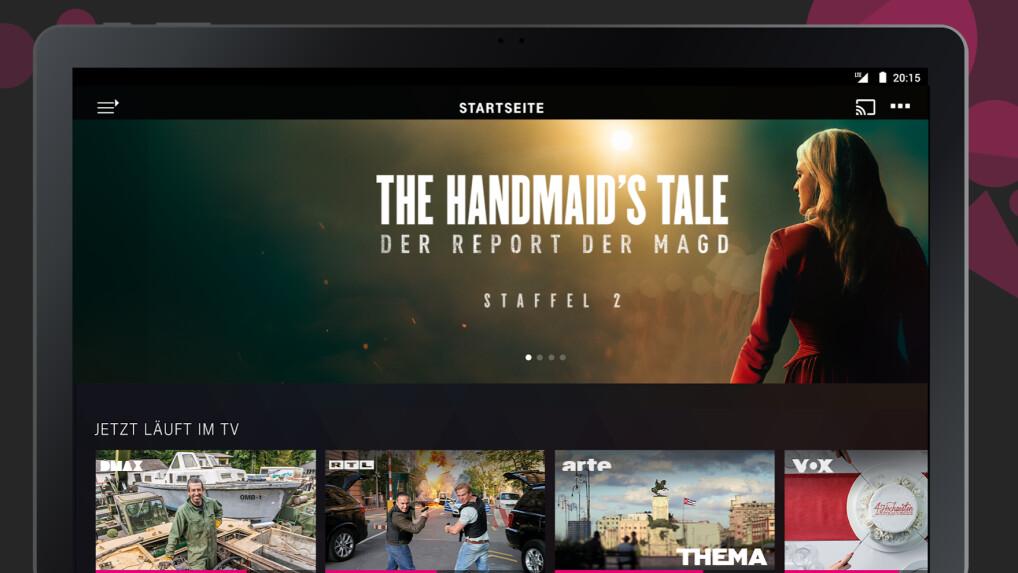 Magenta Tv App Pc