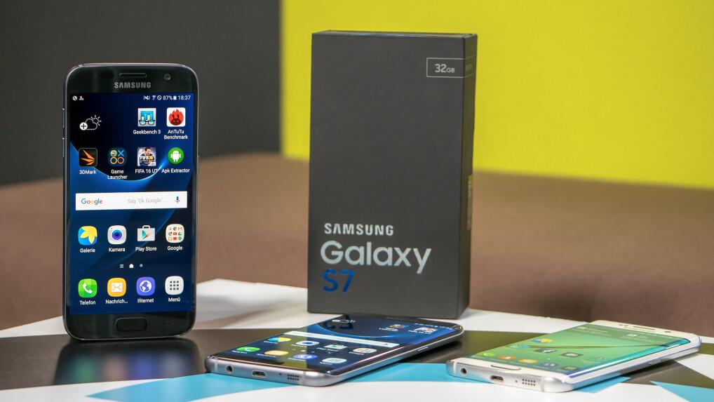 Samsung Galaxy S7 Sd Karte Maximale Größe.Galaxy S7 Im Test Glorreiche Sieben Oder Setzen Sechs Netzwelt