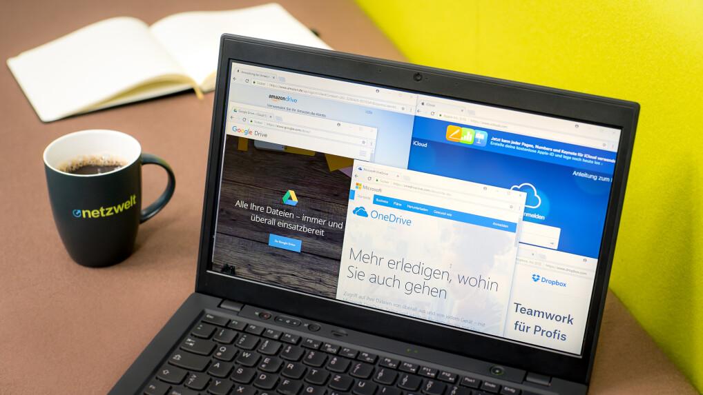 online speicher kostenlos google