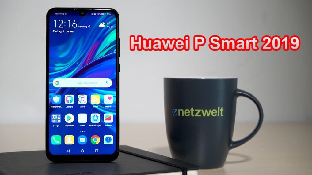 Huawei P Smart 2019 Sim Karte Einlegen.Huawei P Smart 2019 Im Test Mit Video 250 Euro Handy Mit