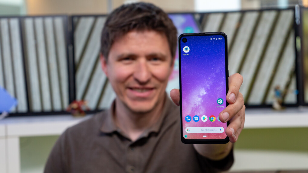 Motorola One Vision im Test: Kamera vom Pixel 3, Display vom