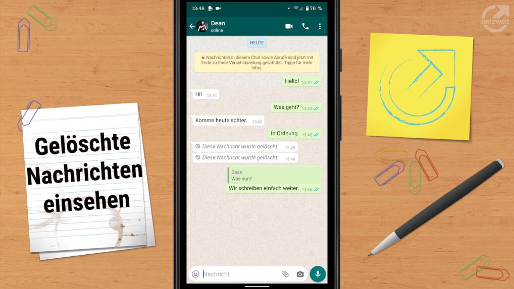 Whatsapp nachrichten lesen ohne