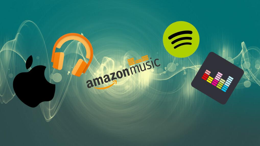 musikstreaming spotify apple music deezer und co im vergleich netzwelt. Black Bedroom Furniture Sets. Home Design Ideas