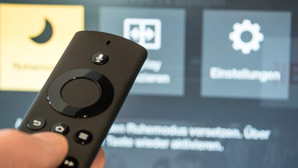 Fire tv stick fernbedienung verbinden