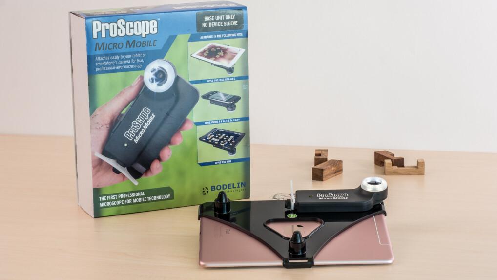 Proscope micro mobile im test so verwandeln sie ihr ipad in ein