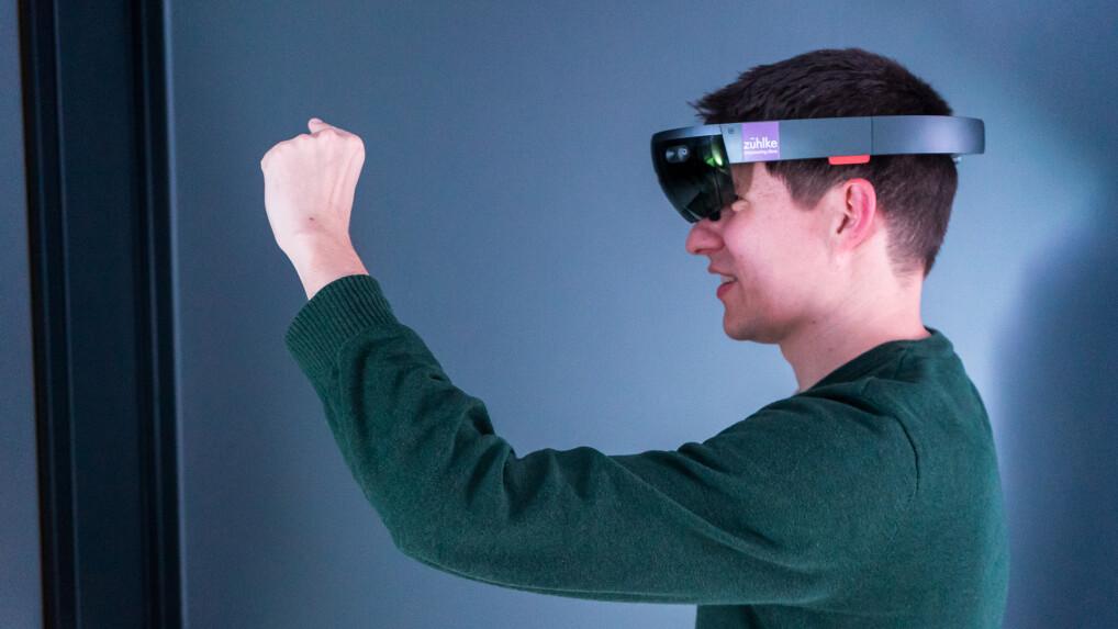 Microsoft HoloLens im Kurztest Und plötzlich ist ObiWan
