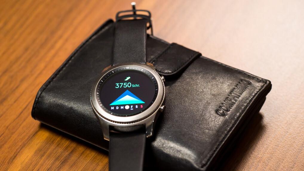 Samsung Gear S3 Frontier Classic Im Test Gear S2 Nachfolger