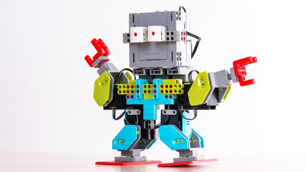 jimu meebot kit im test kleiner roboter f r ios nutzer netzwelt. Black Bedroom Furniture Sets. Home Design Ideas