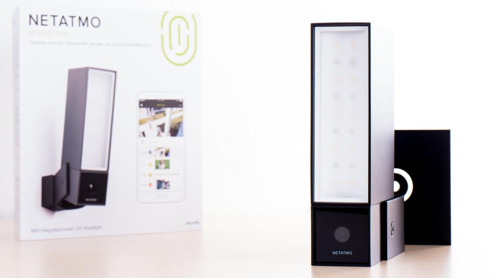 Netatmo Presence im Test: Smarte Sicherheitskamera ausprobiert ...