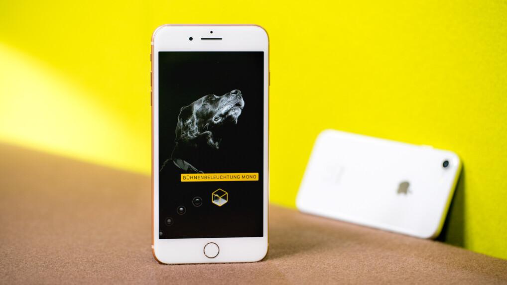 Laser Entfernungsmesser Kaufberatung : Iphone 8 plus im test: der letzte gast auf viel zu langen