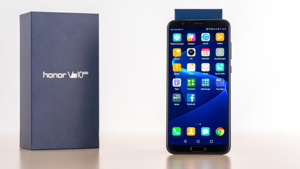 Honor View 10 Im Test Dieses Smartphone Hat Viel Zu Bieten Netzwelt