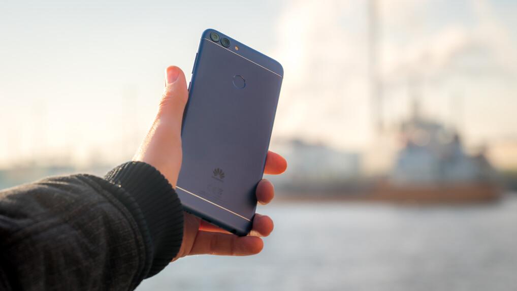 Huawei P Smart Im Test Android 8 Dual Kamera Und 189 Display Für