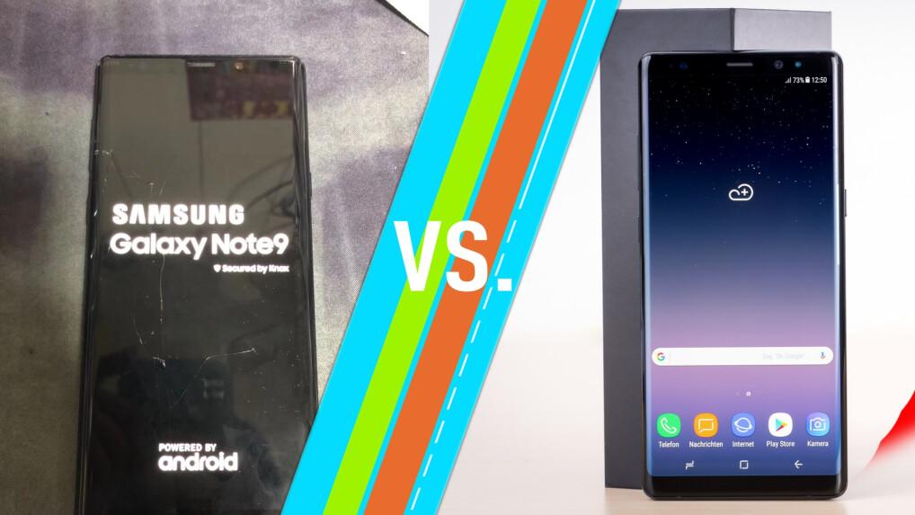 Samsung Galaxys und Notes orten