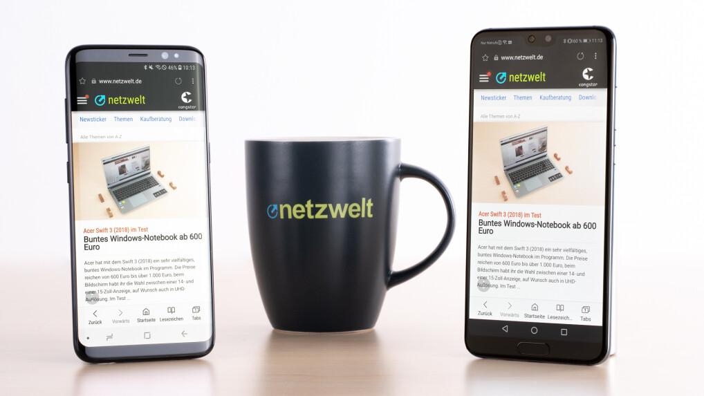 Samsung Internet im Test: Die bessere Alternative für Chrome