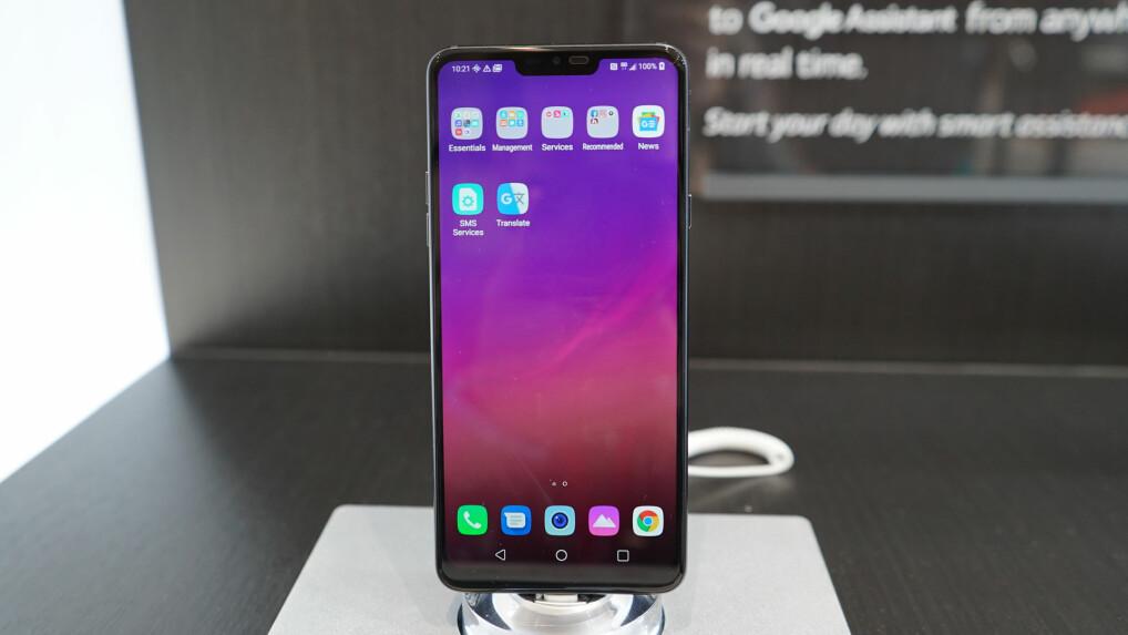 LG G7 Fit im Kurztest: Lite-Variante des G7 ThinQ