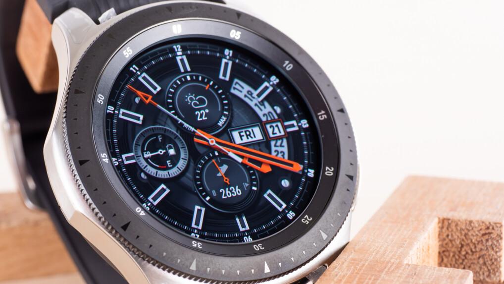 Galaxy Watch Im Test Gear S4 Unter Falscher Flagge Netzwelt