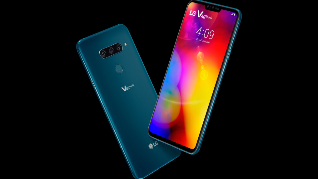 nokia 8 1 lg v40 und co neue handy smartphones im januar 2019 netzwelt. Black Bedroom Furniture Sets. Home Design Ideas