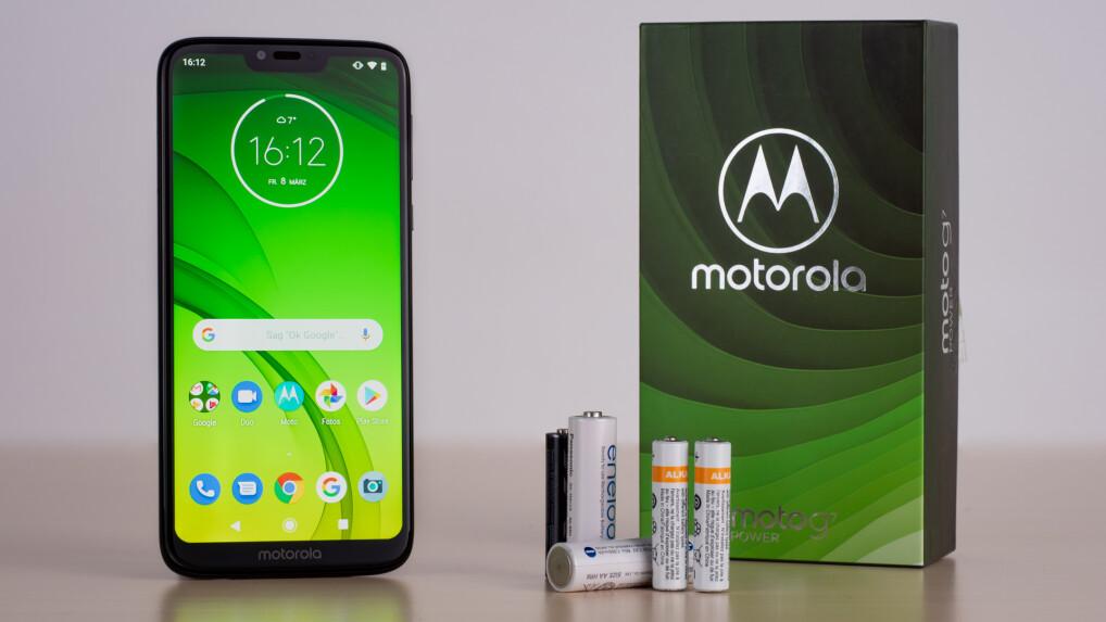 Motorola G7 Power im Test: Großer Akku für kleines Geld