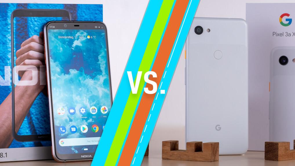 Nokia 8.1 - Scheda tecnica | AndroidWorld