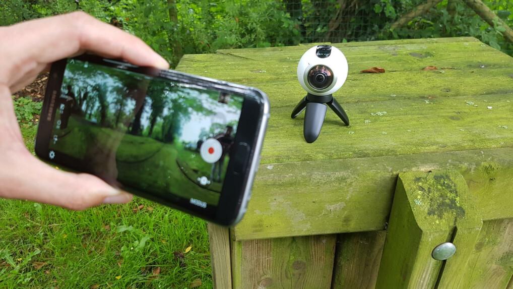 Samsung Gear 360 Im Test Die Etwas Andere Kamera Netzwelt