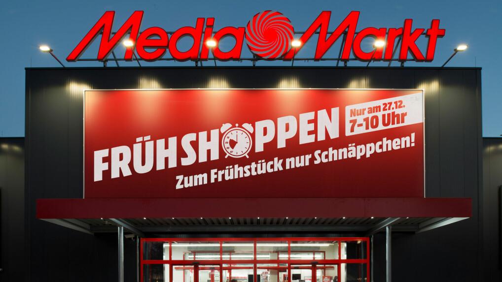Media Markt Geschenkgutschein Aktion