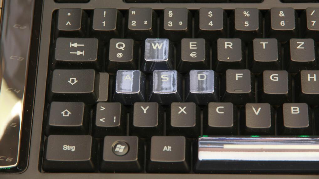 f9fe74ae31b Mad Catz Cyborg v7 im Test: Riesige Gaming-Tastatur - NETZWELT