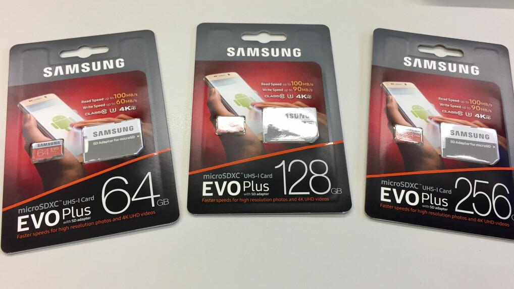 Micro Sd Karte Handy.Samsung Evo Plus 2017 Im Test Mehr Speed Für Die Kleinen Netzwelt