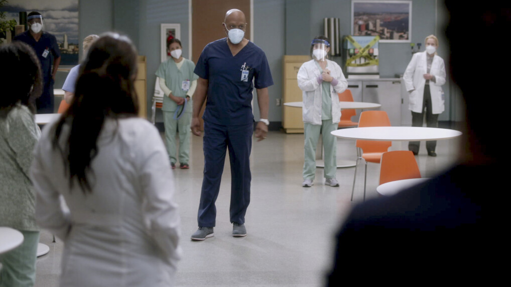 Grace Anatomy Staffel 12