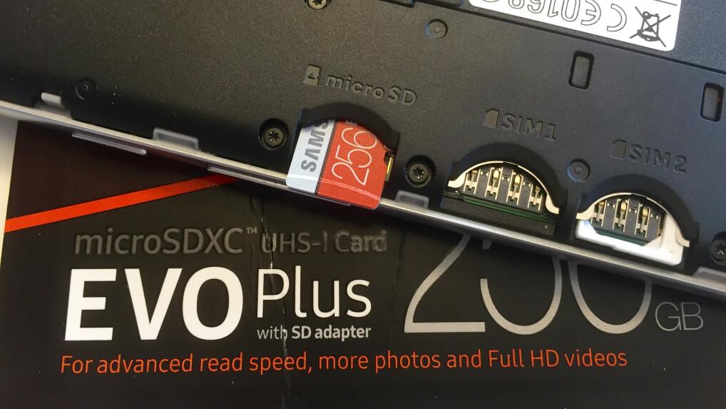 Beste Micro Sd Karte.Samsung Evo Plus Micro Sd Karte Mit 256 Gb Speicher Im Test Netzwelt