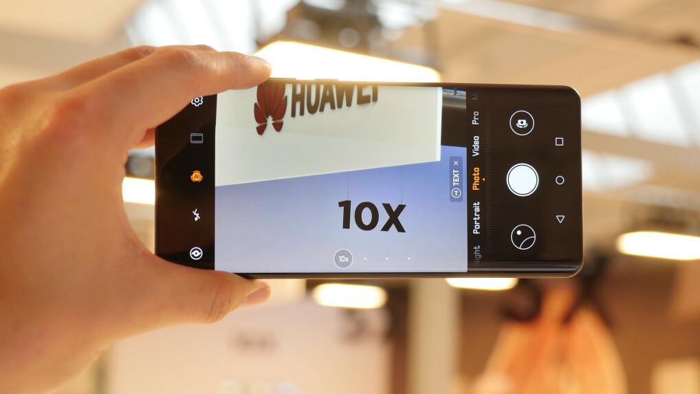 Iphone Entfernungsmesser Test : Huawei p30 pro im test: zeigt mehr als das auge sieht netzwelt