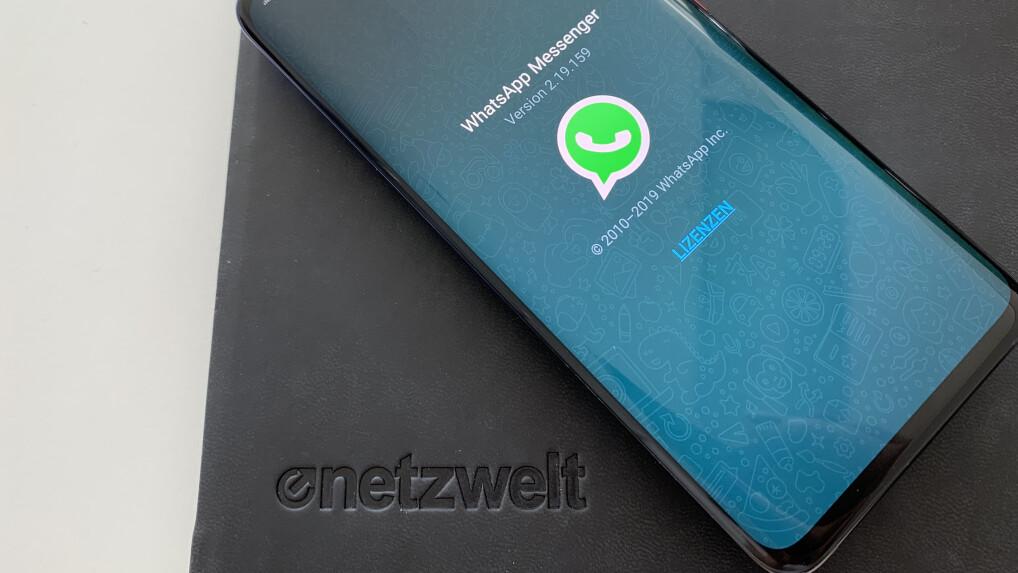 Whatsapp So Cuttet Ihr Eure Videos Netzwelt