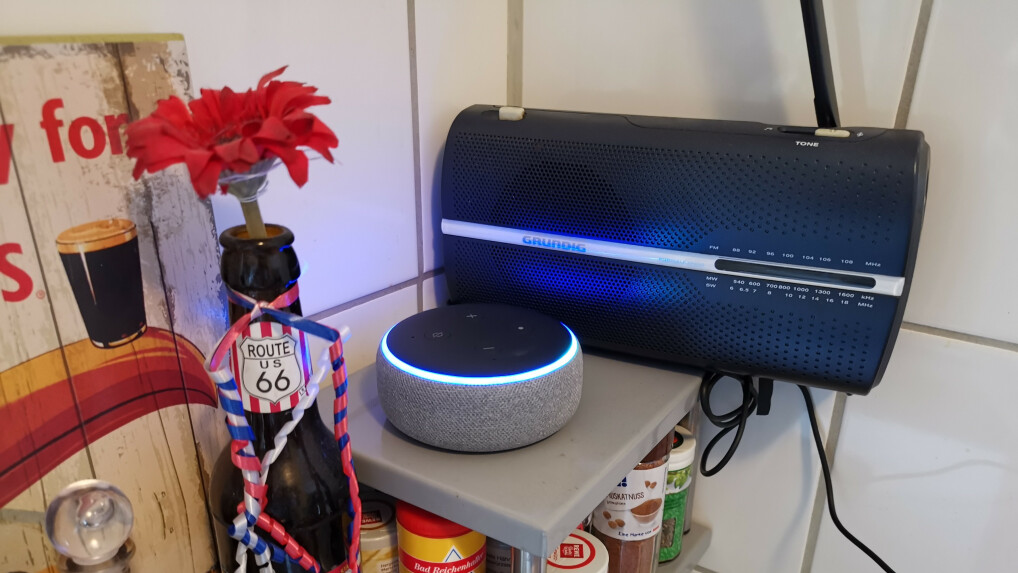 Amazon Echo Dot Titelbild