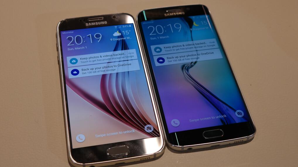 Galaxy S6 Vs S6 Edge So Unterscheiden Sich Die Samsung Smartphones