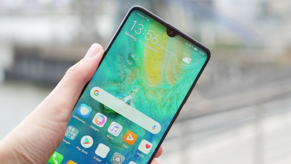 Huawei Mate 20 Im Test Flagship Killer Im Anmarsch Netzwelt
