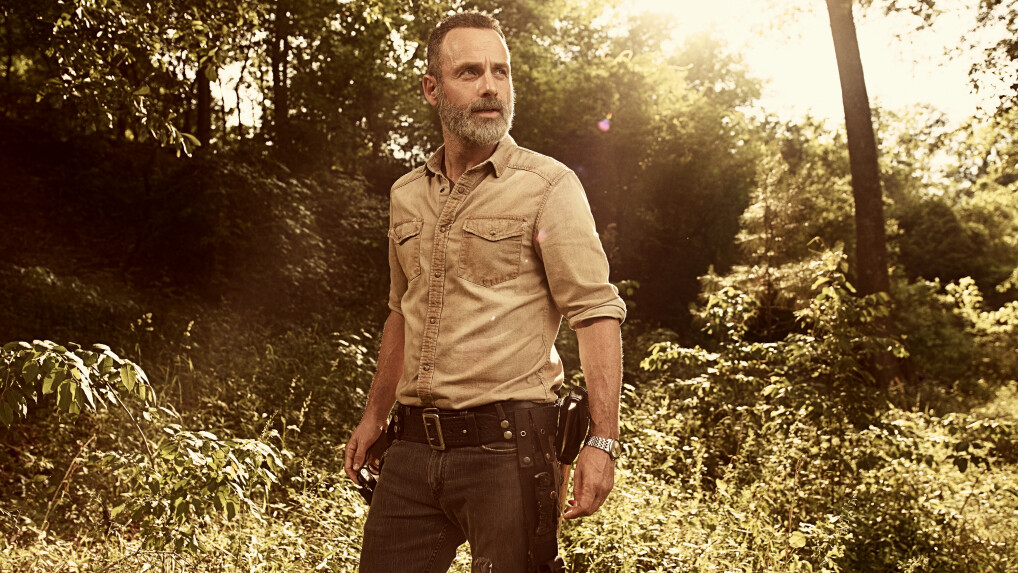 The Walking Dead - Staffel 9: Rick Grimes (Andrew Lincoln)
