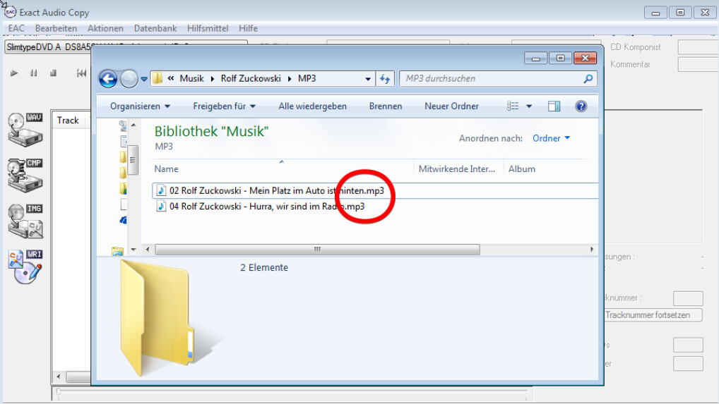 Exact Audio Copy Anleitung