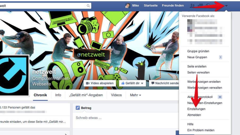 Freundschaftsvorschläge Facebook Deaktivieren Pc